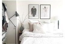 M I N I M A L I S M bedroom
