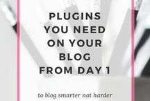 WordPress Tips / WordPress blog and site tips, latest tools and to-do's aimed at the fempreneur and creative woman blogger. Ideal resource board for the solo creative preneur. Wordpress tutorial, tech, how-to's and guide on starting a blog, self-hosting, Genesis framework.