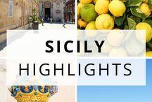 Sicily travel inspiration