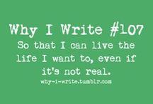Writing / by Rain