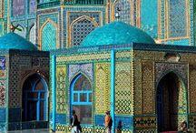 Arquitectura y Arte Islamico. / Es el explendor e ingenio de la Arquitectura. / by Raquel Inés López