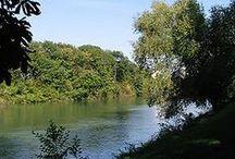Mes bords de Marne / au fil de l'eau...
