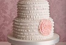 Ruffles Wedding Theme / Ideas for a ruffles themed wedding.