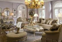 Living Room / Living Room Furniture and Design in NYC