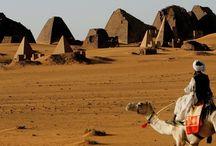 Son del Desierto del Sahara, / Belongs to The Sahara Desert. / Localización geográfica/ administrativa: África  del Norte e incluye a los siguientes paises: Argelia, Chad, Egipto, Libia, Marruecos, Mali, Mauritania, Níger ,Sudán, y Tunez, y forma parte de la ecozona paleartica. Ocupa una extensión de 4 630 900 kilómetros cuadrados. / by Raquel Inés López