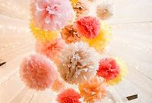 Pom Pom Wedding Ideas