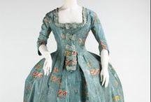 1760s - Fashion