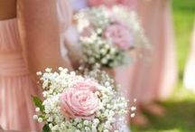 Babys Breath Wedding Details / Ideas for including Babies Breath into your wedding scheme.