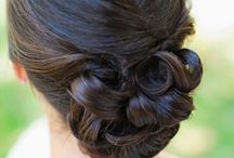 Wedding Hair / Wedding hair ideas.
