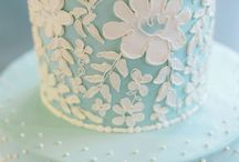 Pale Blue Wedding / Inspiration for a pale blue wedding colour theme.