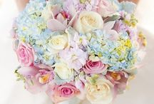 Fantastic Pastels / Inspiration for a pastel wedding colour scheme.