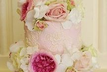 Rose Wedding / Inspiration for a rose wedding theme.