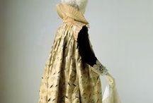 16th & 17th century - Fashion