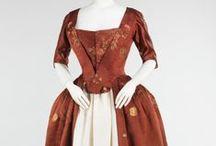 1750s - Fashion