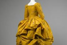 1780s - Fashion