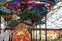 Parques y Jardines Botánicos. / Su belleza nos contacta con la naturaleza, la dedicación a su cuidado nos sensibiliza para ser conscientes del respeto que le debemos. / by Raquel Inés López