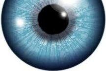 Blue eyes - make up inspiration