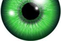 Green eyes - make up inspiration