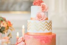 Coral Wedding Ideas / Coral Wedding Inspiration
