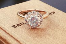 Engagement Rings / Beautiful engagement rings inspiration