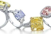 Coloured Diamonds / Exclusive designs by Troy Clancy Jewellery