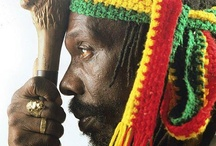 Red, Gold, Black and Green / A little Rasta vibes, a little Africa, a little Carribean, ONE!