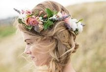 Wedding hair / Wedding Hair Inspiration for the big Day!
