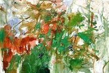 Joan Mitchell / Color Inspiration