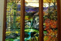 Stained Glass / by Vicki McConnell