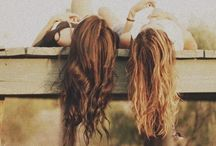 hairstyles / love your hair~