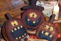 Pumpkin Crafts & Ideas / by Liz Watkins