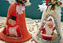 Vintage Christmas / by Liz Watkins