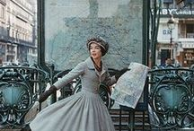 VINTAGE VOGUE WOMEN / by Cindy Holmes