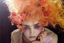 It's all about the show / Inspiration for hair shows, contests, photoshoots, theatre etc... Historical and fantasy