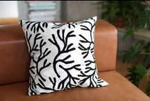 Cushions / Cushions, cushion covers, african and scandinavian inspired
