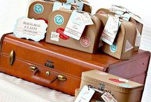 Travel theme ✈️❤️ / Creative and thoughtful travel themed-gift ideas / by Corina Icabalceta
