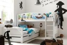 Pirate Themed Kids Room / Oo-ar me hearty! Create a swash-buckling room any Jack Sparrow would be proud of with these pirate-themed interior design ideas.