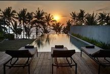 Villa Mengening - Canggu / 2 brand new 3 bedroom absolute beachfront Villas. New to the market Villa Bali Mengening consist of two villas, Bali Mengening 1 and Bali Mengening 2.   for booking enquiry please contact: Chris Smith ॐ Ray White Paradise Property Bali WhatsApp - Line - Viber: +614 35 200 900 Skype: xtophersmith chris@raywhiteparadise.com