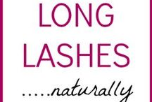 LUVLASHES / Tips and products for the best REAL lashes