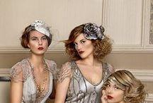 Vestiti da donna anni '20 / Ecco un po' di vestiti anni 20 per ispirarvi. In alcuni c'è il sito di riferimento, altri sono vintage originali, altri ancora sono di provenienza sconosciuta!!! Prendeteli ad esempio per scegliere il vostro stile originale!