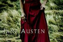 Jane Austen / Sense and Sensibility, Pride and Prejudice, Persuasion, Mansfield Park, Emma, and Northanger Abby / by Sarah Gingery