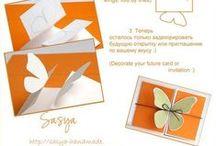 Tvořivost - přání, krabičky, knihy, desky...