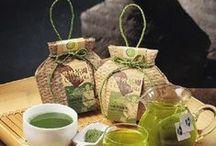 Design - čaj, káva