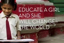 Empowering Girls & Women / Resources and tips for empowering girls and women in education.