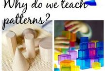 Patterns and Algebra / Ideas and activities related to Patterns and Algebra Curriculum strand