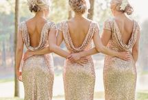Bridesmaid Dresses / Bridesmaid Dress Ideas & Inspriation
