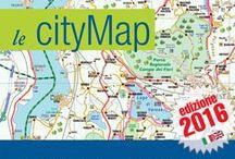 la CityMap PROVINCIA DI VARESE / EDIZIONI 2014 - 2015 - 2016