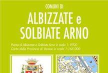 ALBIZZATE - SOLBIATE ARNO / ALBIZZATE - SOLBIATE ARNO