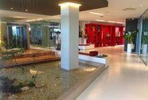 Gaivi Show-room / Ampia sala mostra con oltre 2000 mq di Show-room