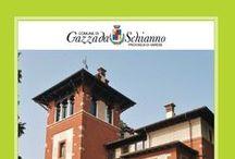 GAZZADA SCHIANNO 2015 / La nuova Mappa della Città - anno 2015 - Provincia di Varese